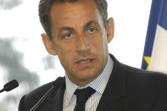 Nicolas Sarkozy este alaturi de familiile indoliate ale minerilor romani
