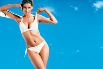 Costumul de baie care te avertizeaza ca a crescut nivelul de UV