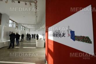 Salonul Caricaturii de Presa din Galati, manifestare unica in Europa de Est