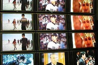 Televizorul conectat la internet, ultima inventie a japonezilor