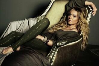 Lindsay Lohan se da la barbati!