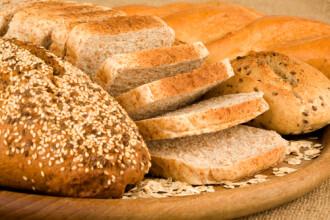 Evaziune in panificatie: Peste 1800 de paini si 150 de tone de grau confiscate doar in ultimele ore