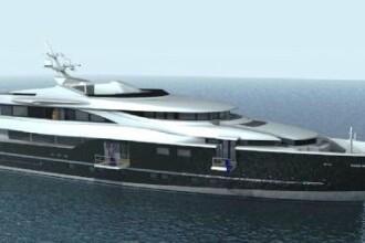 Yacht de 50 de milioane de euro, vandut la salonul de la Genova