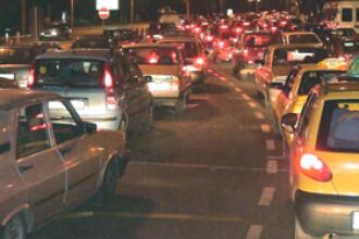50 de permise auto suspendate zilnic de Politie! Soferii sunt haotici!