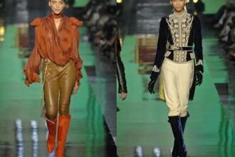 Casa Dior a facut senzatie la Saptamana Modei de la Paris