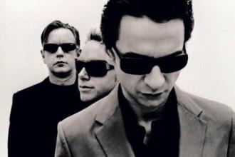 Depeche Mode canta din nou in Romania