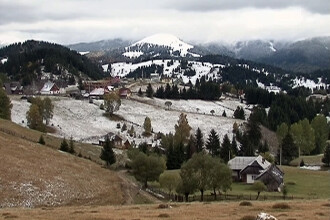 Vremea din a doua zi a anului, la munte si in tara. Afla prognoza