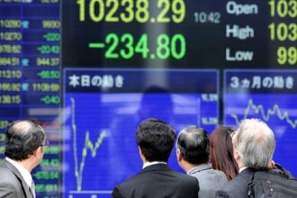 Exporturile Japoniei s-au prabusit