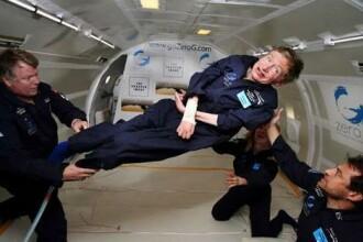A invins moartea, dar il sfideaza pe Dumnezeu. 10 lucruri pe care nu le stiai despre Stephen Hawking
