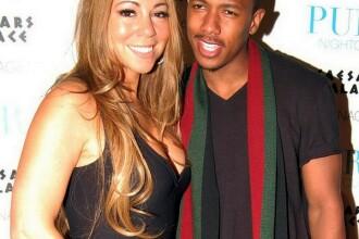 Mariah Carey si-a serbat sotul in Las Vegas
