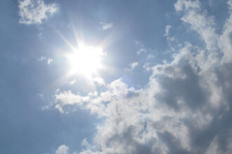 Vreme anormala! Pana duminica, temperaturi de peste 20 de grade