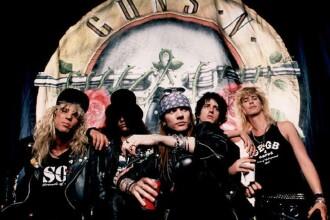 Guns N' Roses lanseaza un nou album