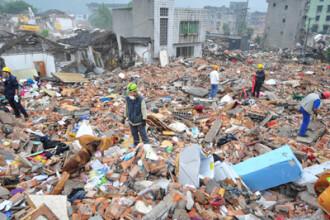Seismul din Cecenia a facut cel putin 12 victime