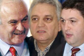 Taracila, Sarbu si Nicolae, in topul lui Vacaroiu privind sefia Senatului