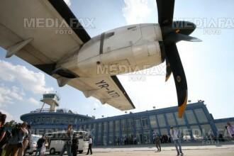 Aeroportul Targu Mures va fi inchis pentru o saptamana. Cele mai multe zboruri, directionate la Cluj