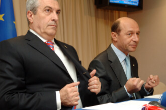 Calin Popescu Tariceanu a cerut returnarea unei scrisori a lui Basescu: Sa invete sa scrie