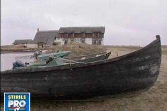 UE, banii si romanii: Paradis pe malul lacului Razelm