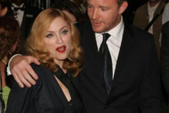 Guy Ritchie n-o lasa pe Madonna sa doarma in fosta sa casa!