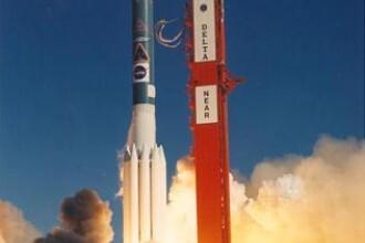 Japonezilor li s-a stricat racheta, in mijlocul Oceanului Pacific