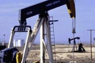 Pretul petrolului a coborat marti sub 34 dolari pe baril
