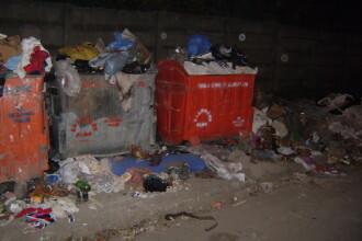 Sarbatoare mai murdara: tone de gunoaie lasate de turisti