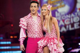Andreea Balan a venit la Dansez pentru tine