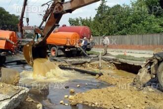 Reteaua de apa si canalizare se extinde in Timis. Vezi ce localitati beneficiaza de proiect