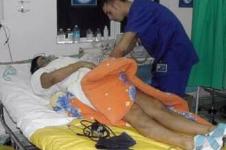 Un tanar de 23 de ani este cercetat de politisti dupa ce si-a batut fratele