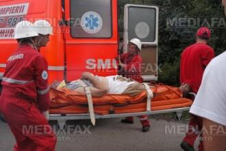 Targu Mures: o familie a ajuns la spital, intoxicata cu monoxid de carbon
