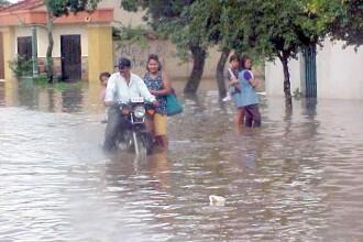 102 de oameni au murit in urma ploilor torentiale din Rio de Janeiro