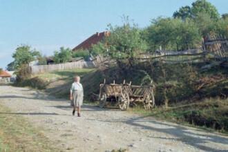 In speranta ca justitia le va da satul inapoi, localnicii din Nadas au venit azi la Tribunalul Arad