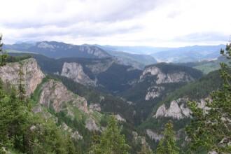 La munte, contrar asteptarilor, a fost superb!