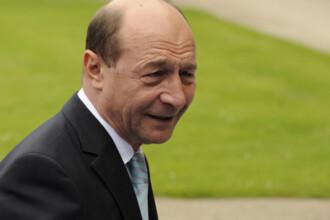 Presedintele Basescu a venit la Catedrala Patriarhala de Sf. Dumitru