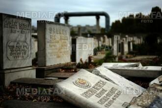 S-au gasit vinovatii pentru distrugerile de la Cimitirul Evreiesc