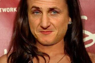 Sean Penn vrea mai mult sex cu barbati