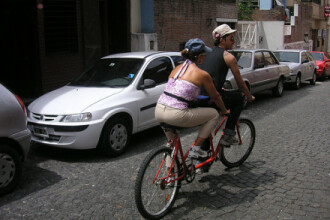 Parcurile din sectorul 3 al Capitalei, interzise pentru biciclisti