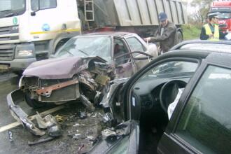 Stop! Numarul accidentelor rutiere a crescut cu 26% fata de 2007