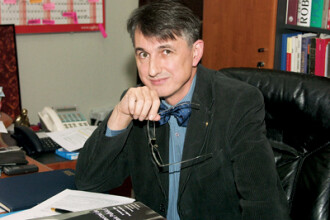 Horia Roman Patapievici reconfirmat in functia de presedinte al ICR