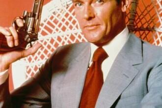 Vezi ce parere si-a facut Roger Moore, celebrul agent 007, despre Bucuresti