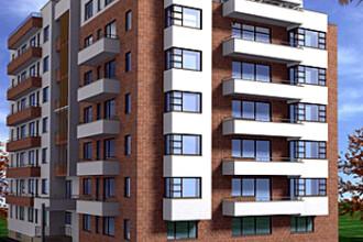 Cu salariul mediu poti lua un apartament in 60 de ani