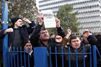 Functionarii publici intra in greva generala pe 27 februarie