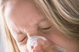 Peste 8.600 de persoane din Alba au ajuns la spital in ultima luna infectii respiratorii