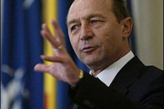 Traian Basescu: Apelul meu catre romani este sa participe la vot!