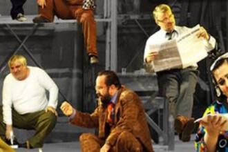Luna plina pentru pasionatii de teatru din Buzau