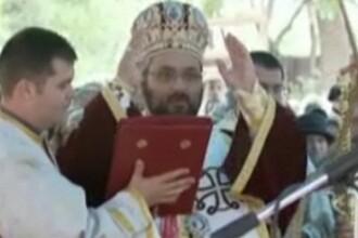 Biserica greco-catolica Sfantul Vasile cel Mare, la 100 de ani