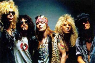 Guns N'Roses, dati in judecata pentru plagiat!