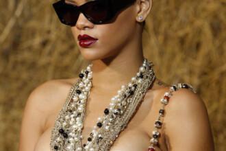 Rihanna, inger la TV, Cruela de Vil in viata de zi cu zi