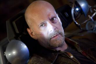 Bruce Willis, in rol de urmaritor in cel mai nou videoclip Gorillaz!