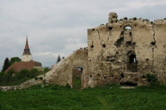 Cetatea Feldioara, sau Marienburg, bastionul Cavalerilor Teutoni in Romania