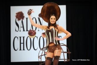 Provocare pentru pofticiosi! Domnite sexy in ciocolata!